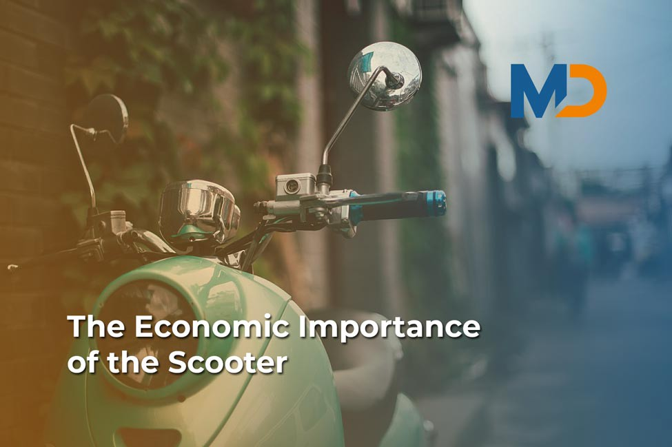 The economics of riding a scooter in the developing world.