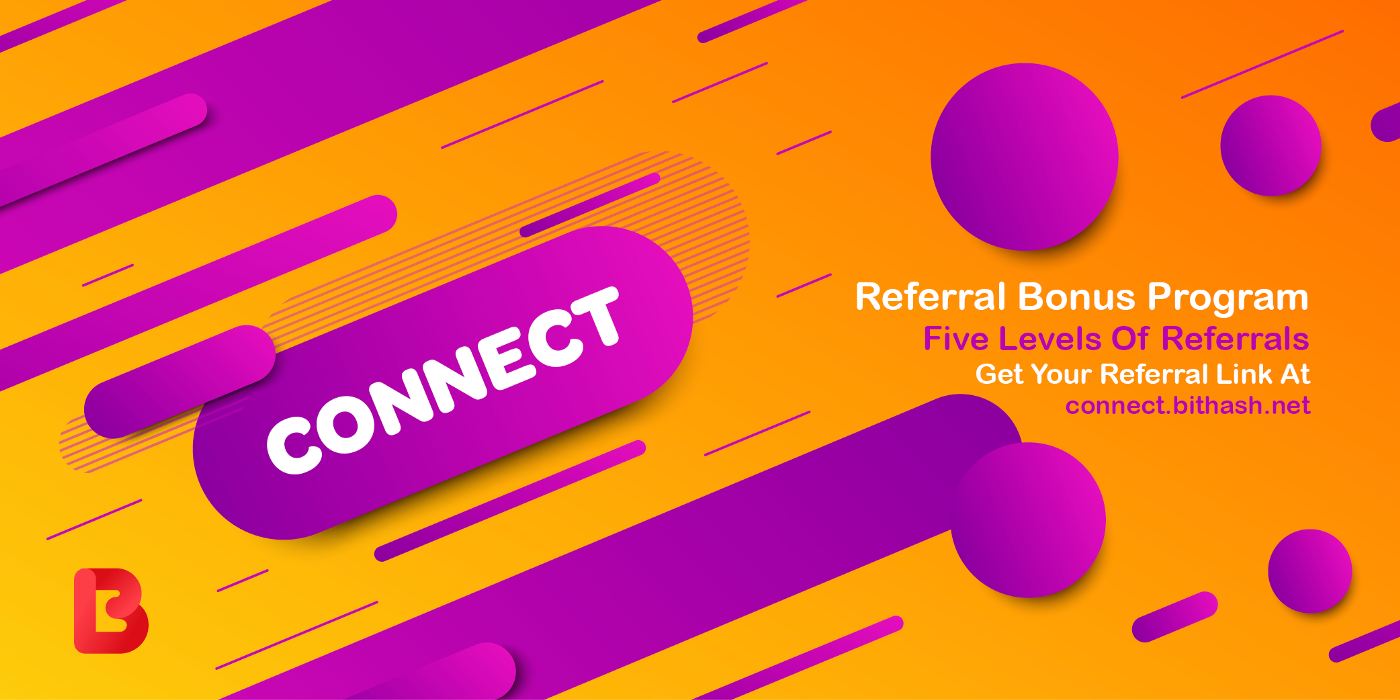 BitHash Multi-Level Referral Bonus Program