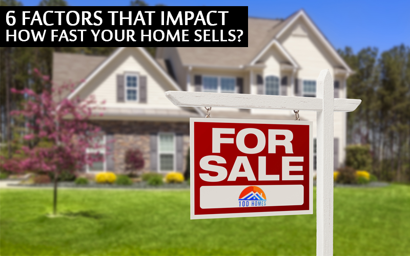 HOW FAST YOUR HOME SELLS