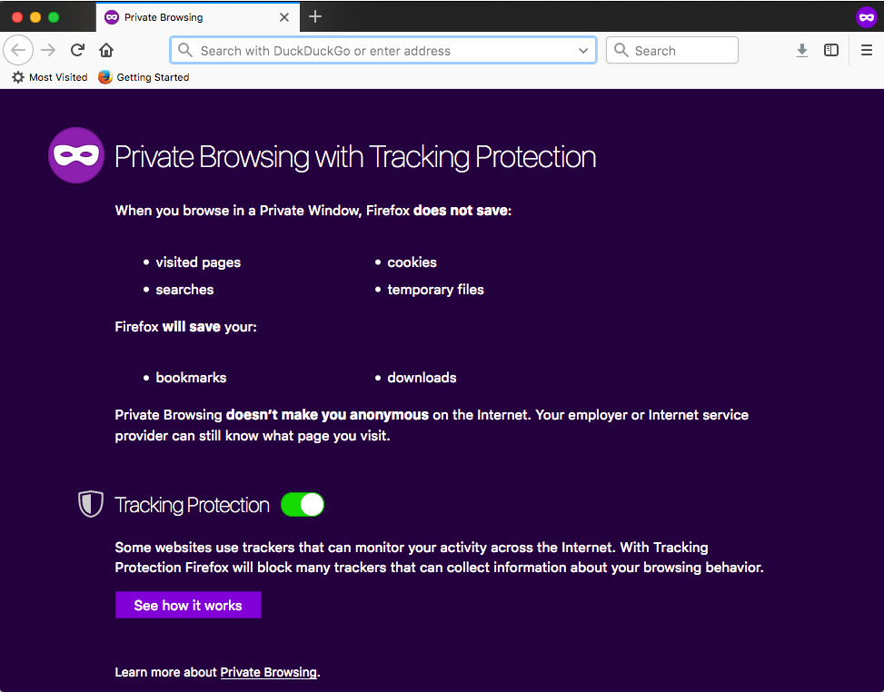 What Does Private Browsing Mode Do? - Martin Shelton - Medium