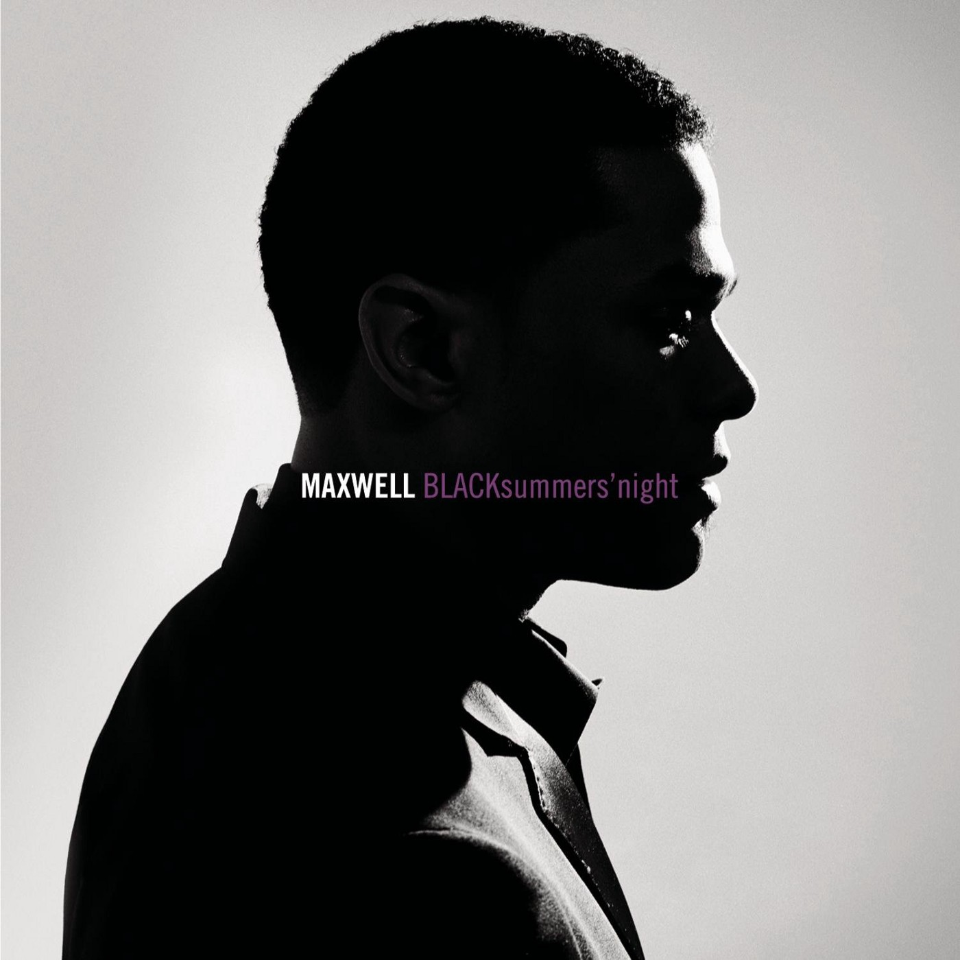 Cover of the album 'BLACKsummers'night' by Maxwell