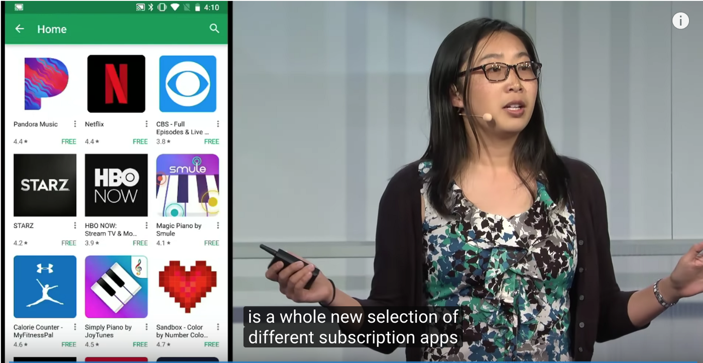 Play Store Subscriptions for Android — What's new in 2018?
