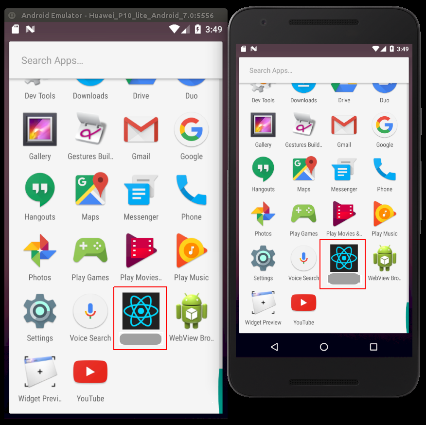 How to Easily Configure Launch Icons in React Native — Android & iOS