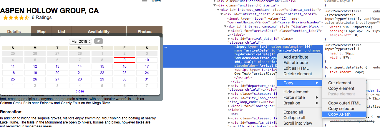 Web Scraping Basics — Selenium and Beautiful Soup applied to
