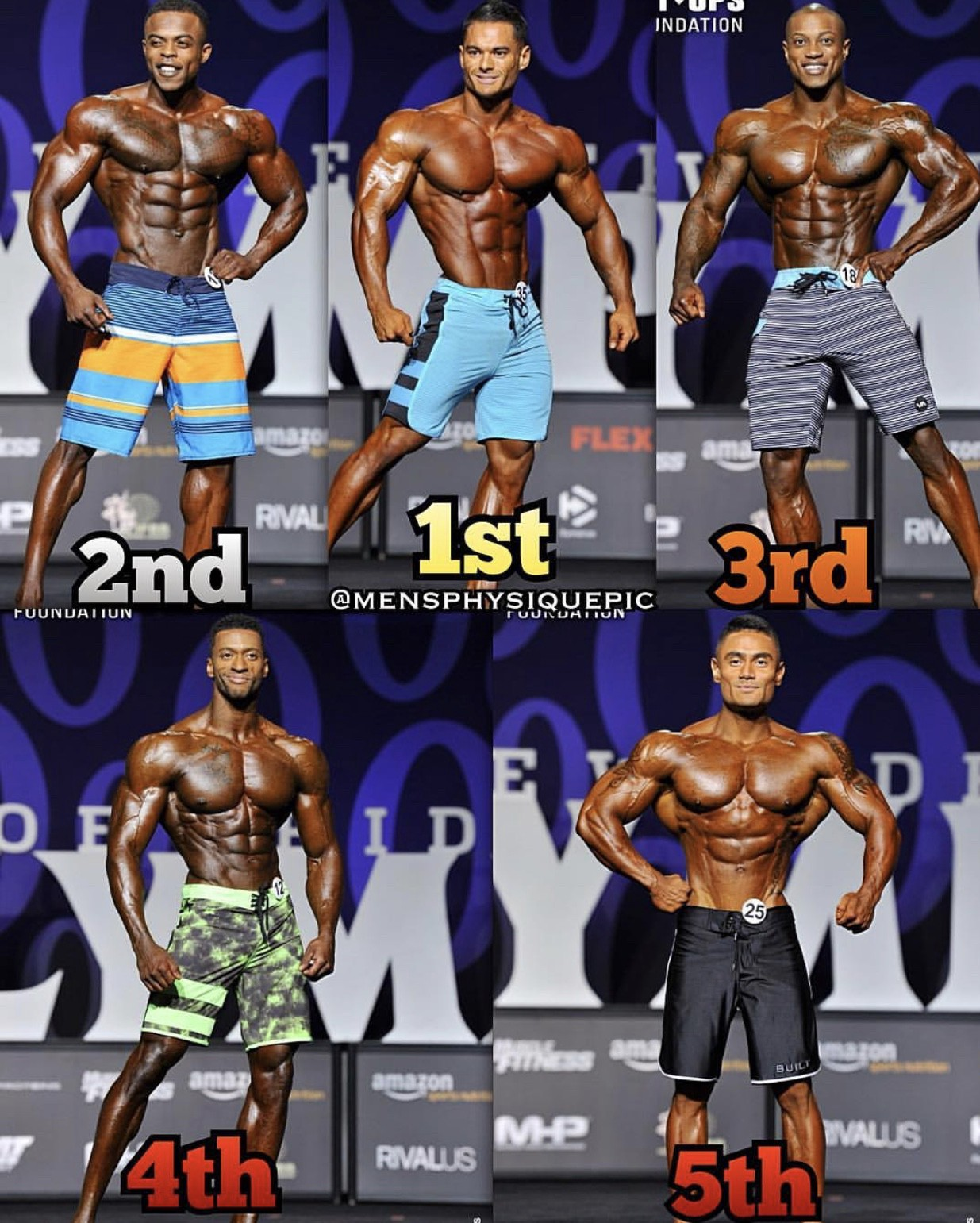 """Men's physique takes over bodybuilding and makes steroids cool again """""""