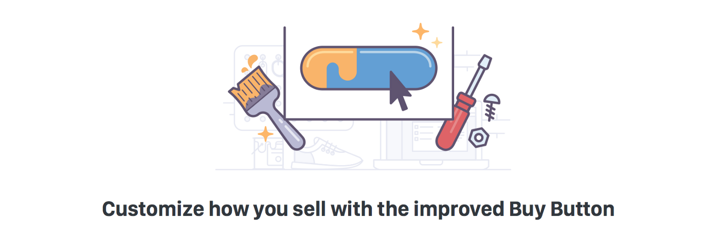 Using Metaphor in Product Illustration - Shopify UX