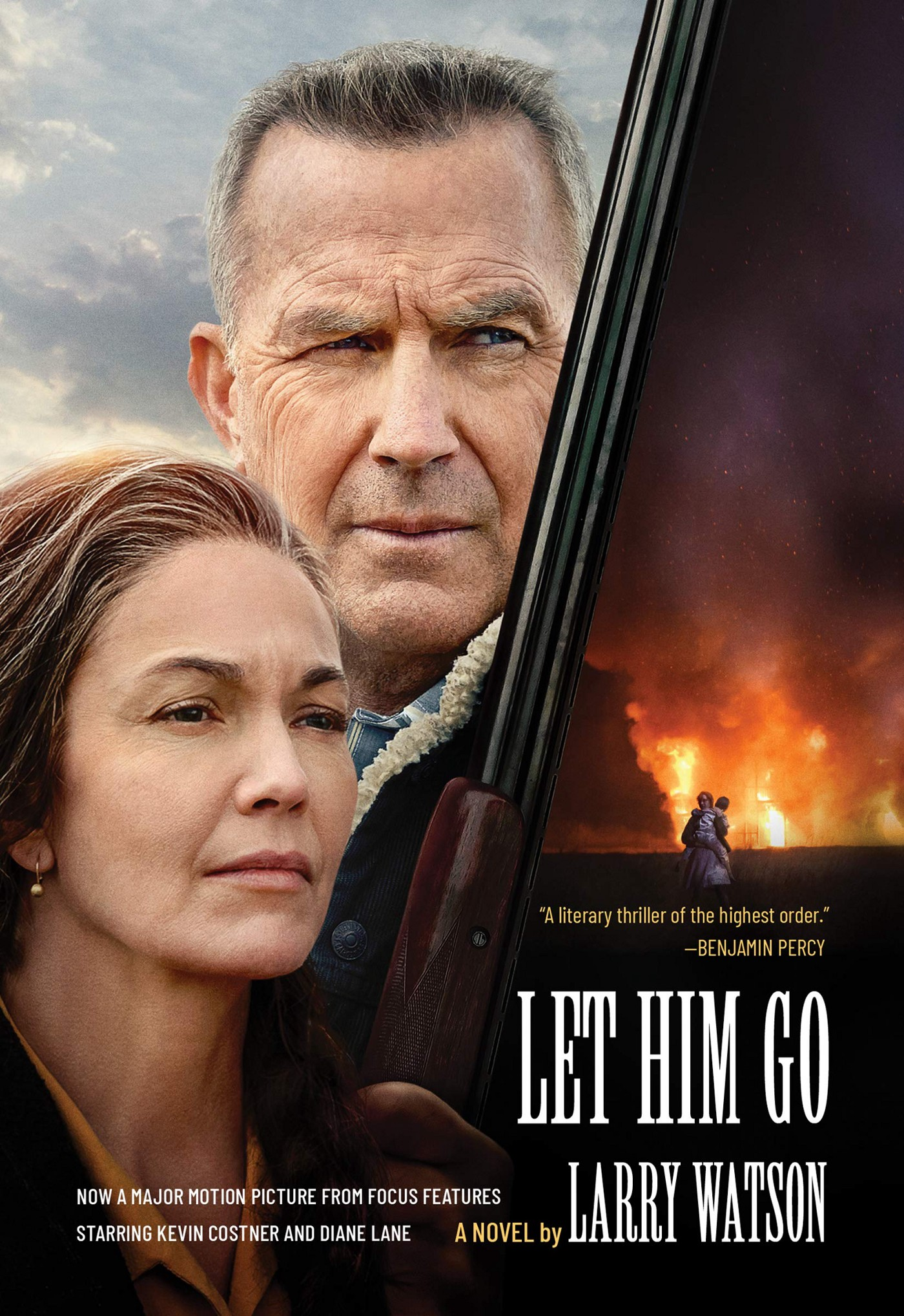 Let Him Go Movie Poster