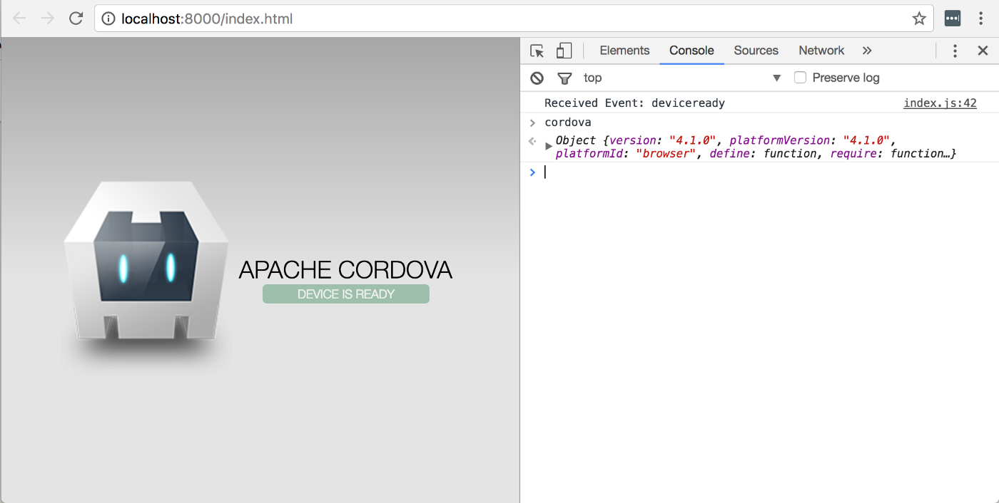 How to wrap an Angular app with Apache Cordova - Elia Palme - Medium