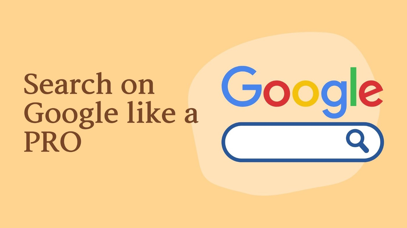 Drawing of Google search bar