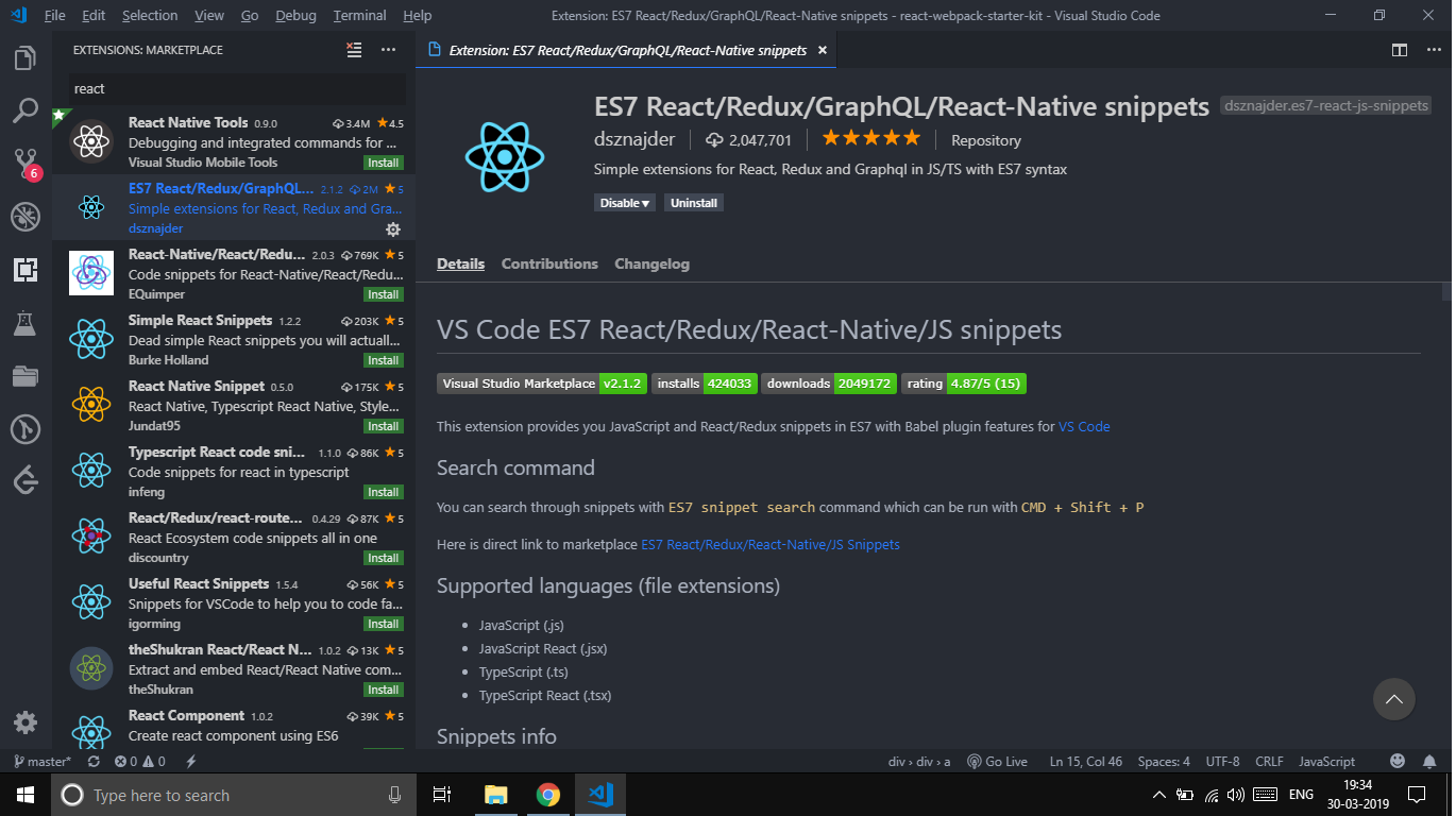 Best VS Code Extensions You Need in 2019 🚀 - Level Up Your Code
