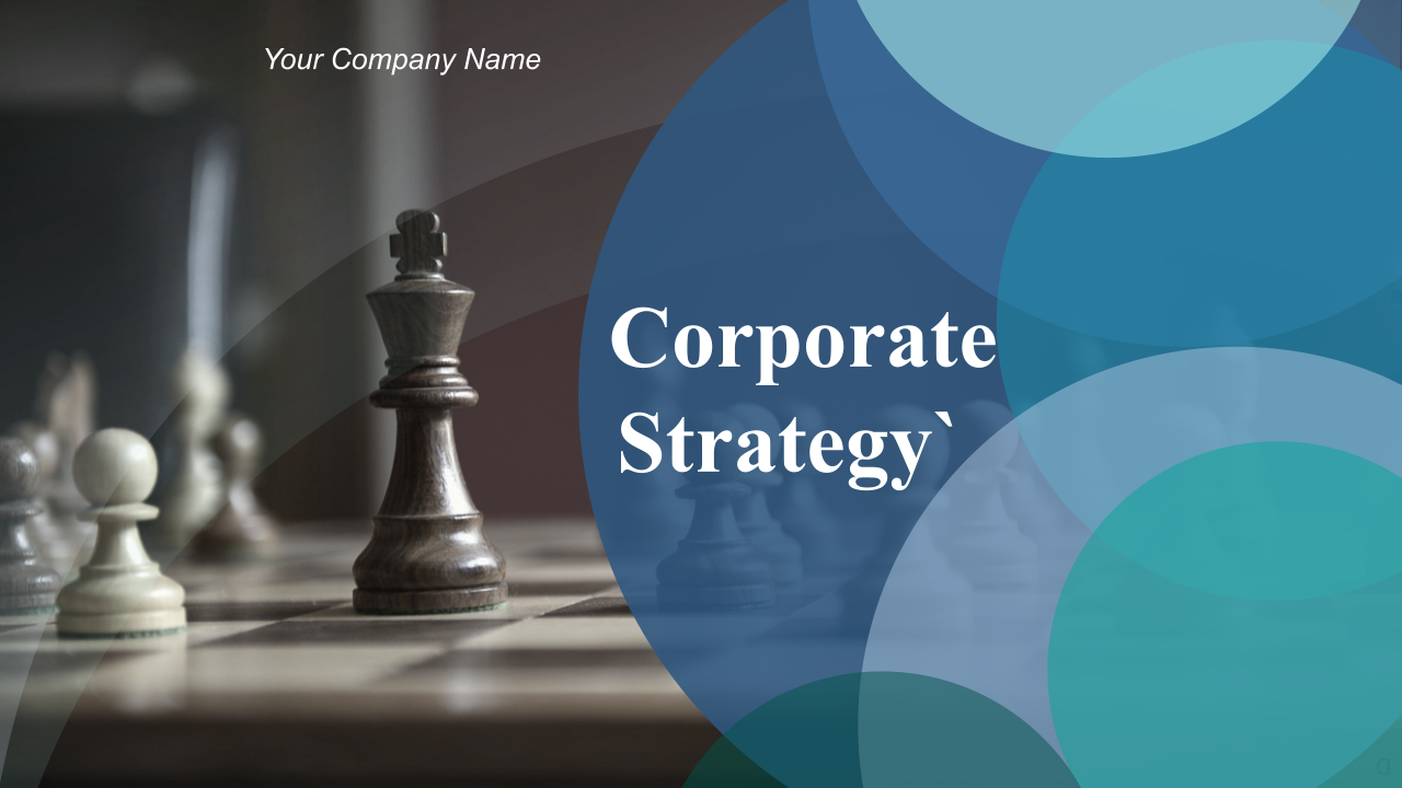 The Queen's Gambit Business Strategy Lessons for Entrepreneurs Presentation Template