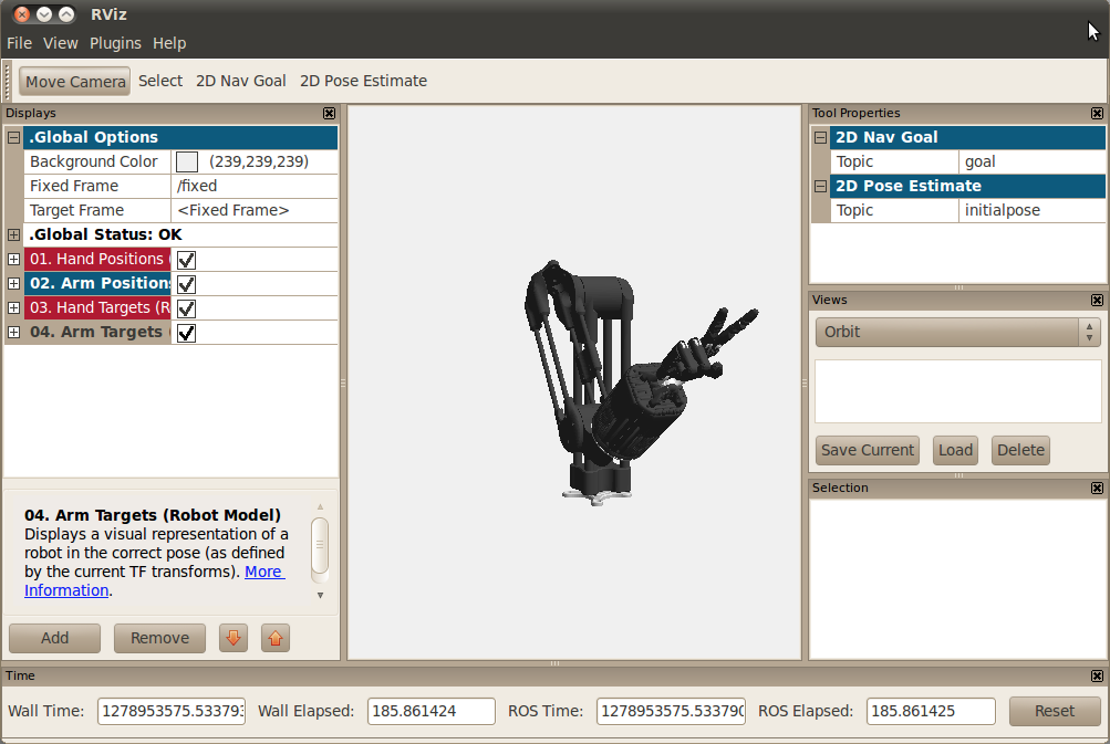 Two easy steps to a powerful robot arm interface - Ugo Cupcic - Medium