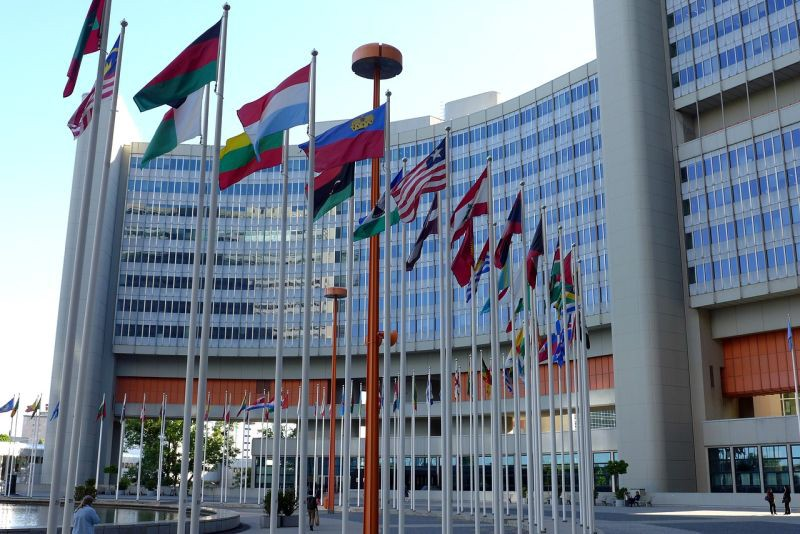 United Nations Vienna, 22. district, Image by 995645 from Pixabay