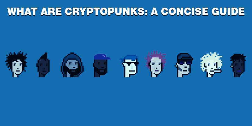 CryptoPunks, a series of randomly generated pixel-based avatars, is one of the early NFT initiatives. Millions of dollars have been paid for some of the most valuable CryptoPunks. Seriously! Here's everything you need to know about one of the most well-known NFT collections.