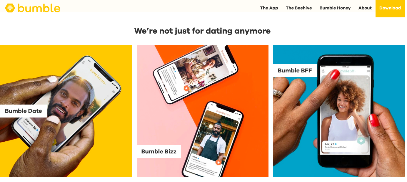 Why Bumble BFF is One of The Best Apps I Have Tried in 2018