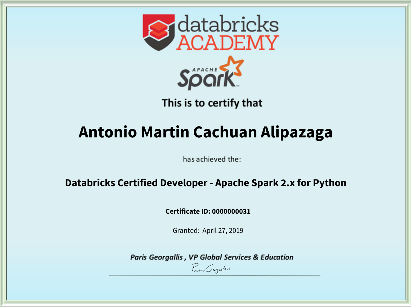 My 10 recommendations after getting the Databricks Certification for