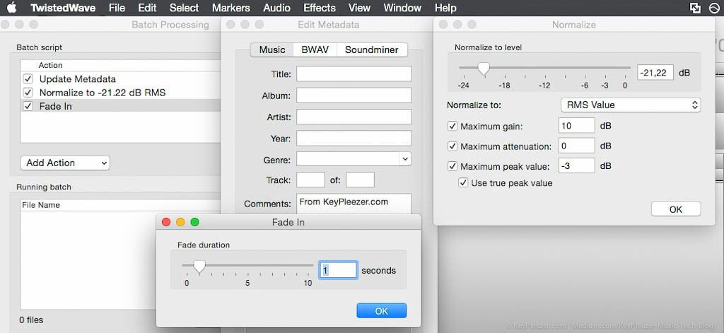 10 best applications for Sample Creators, Audio Engineers and Music