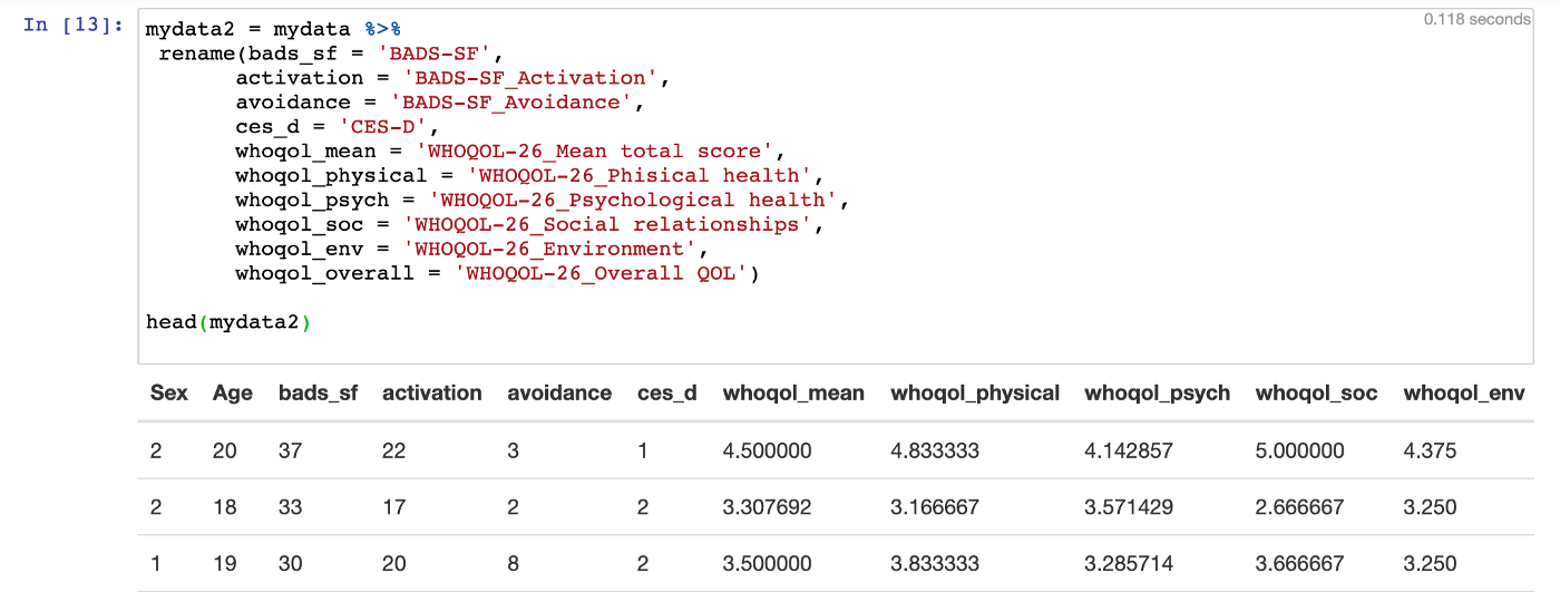 How to use Jupyter to conduct preliminary data analysis for health