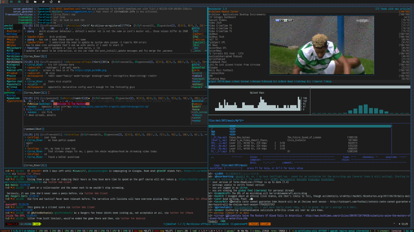 A minimalist guide to tmux - Actualize - Medium