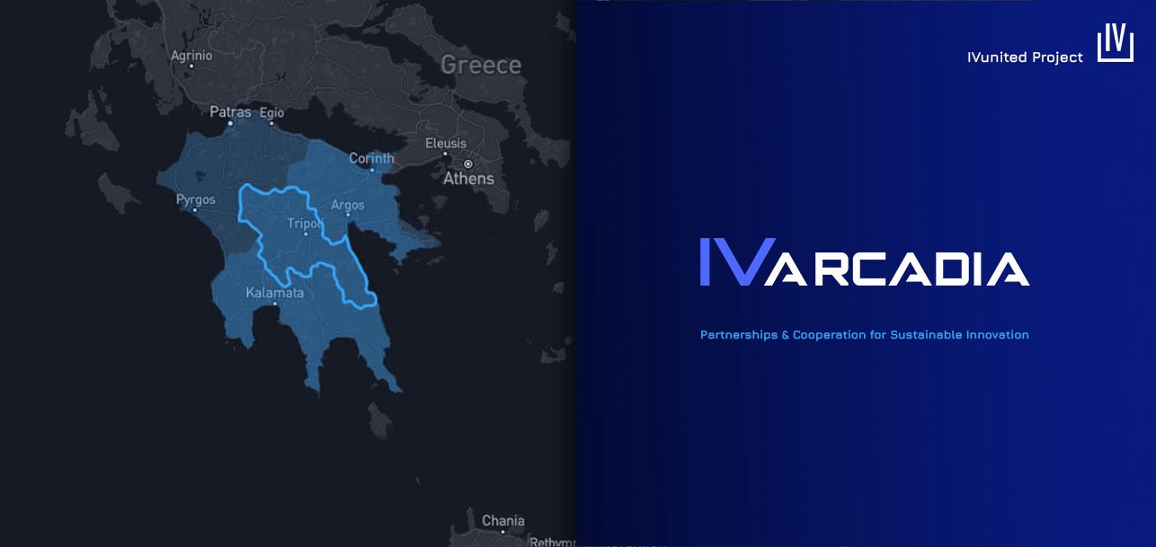 IVArcadia — and IVunited Project for the South of Greece — lead from the region of Arcadia.
