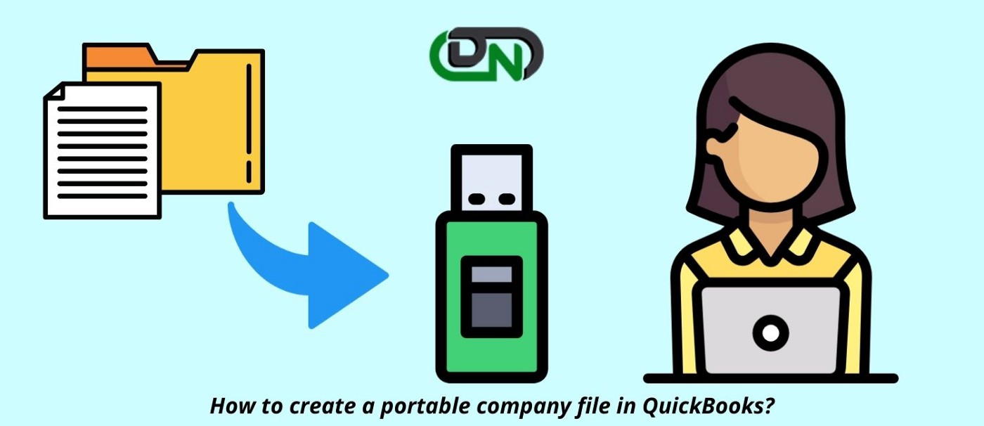How to Create Portable Company Files in QuickBooks