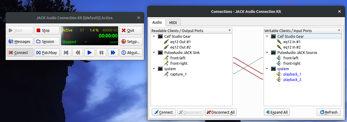 Ubuntu Linux — High Quality Sound Processing - Khairil Yusof - Medium