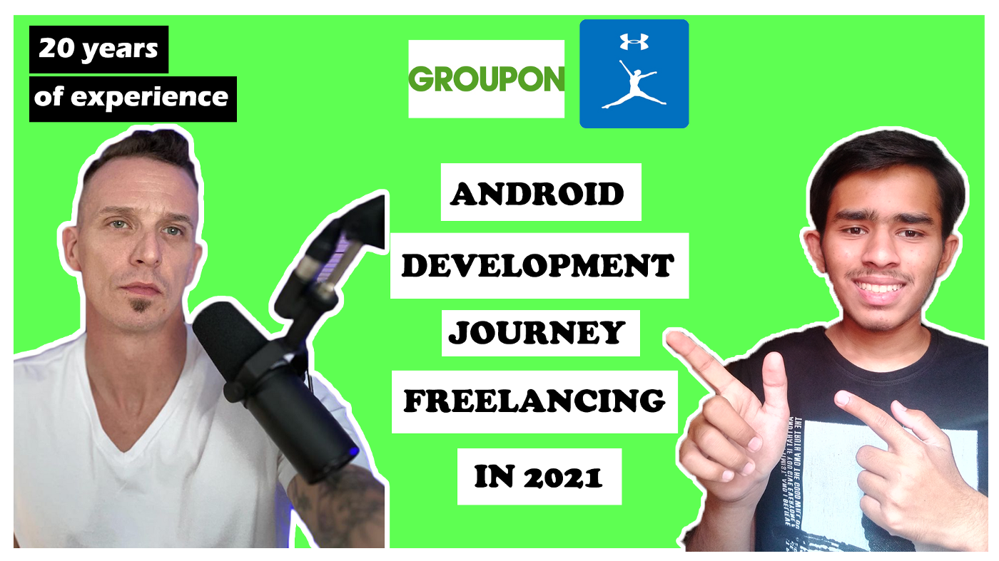 Android Development With Donn Felker   How to Become Freelance Android Developer in 2021