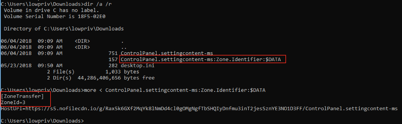 The Tale of SettingContent-ms Files - Posts By SpecterOps Team Members