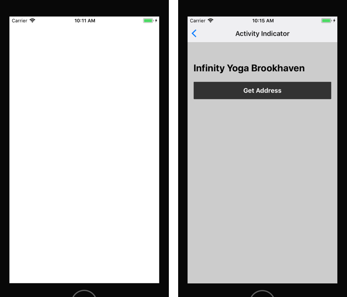 React Native ActivityIndicator for a Quick & Easy Loading Animation