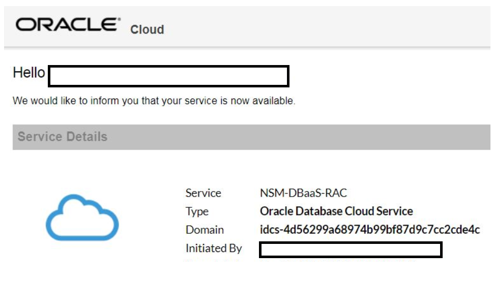 Deploying High Available Oracle Database in Oracle Cloud