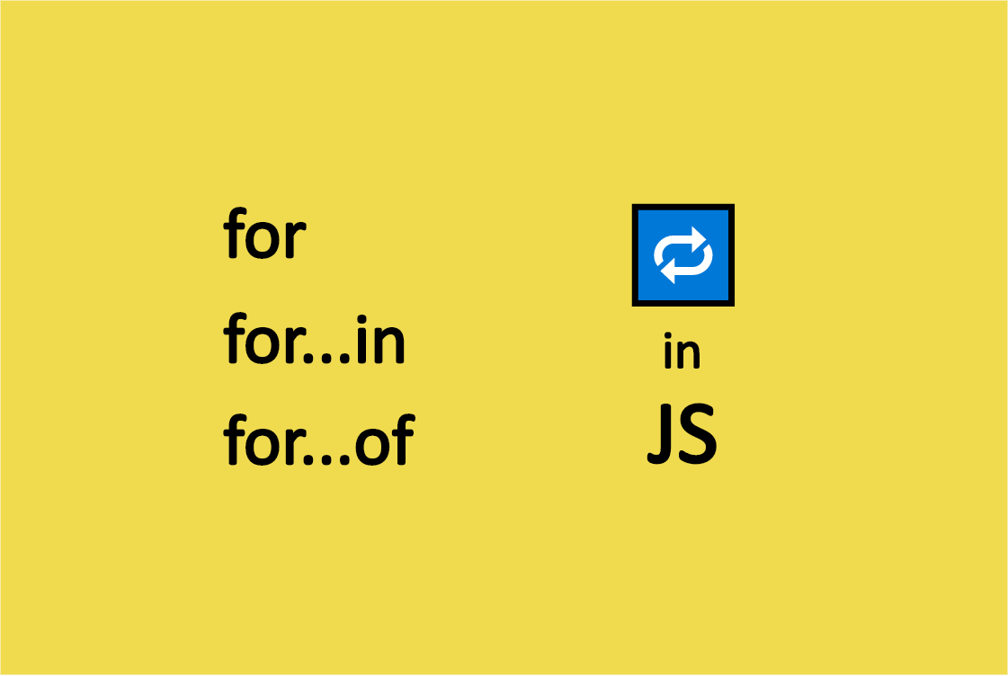 Different for loops in JavaScript