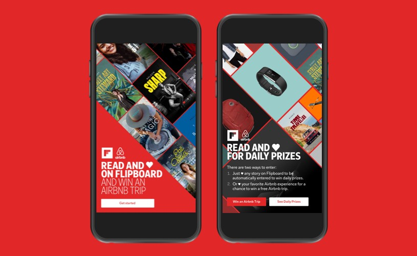 Case Study: How Airbnb and Flipboard Teamed Up to Introduce