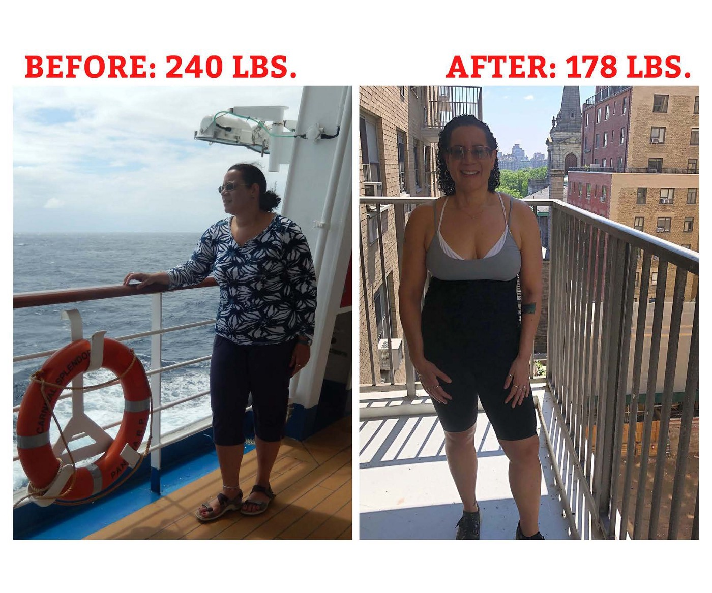HodgeonRepeat—Jill Hodge before and after weight loss photos