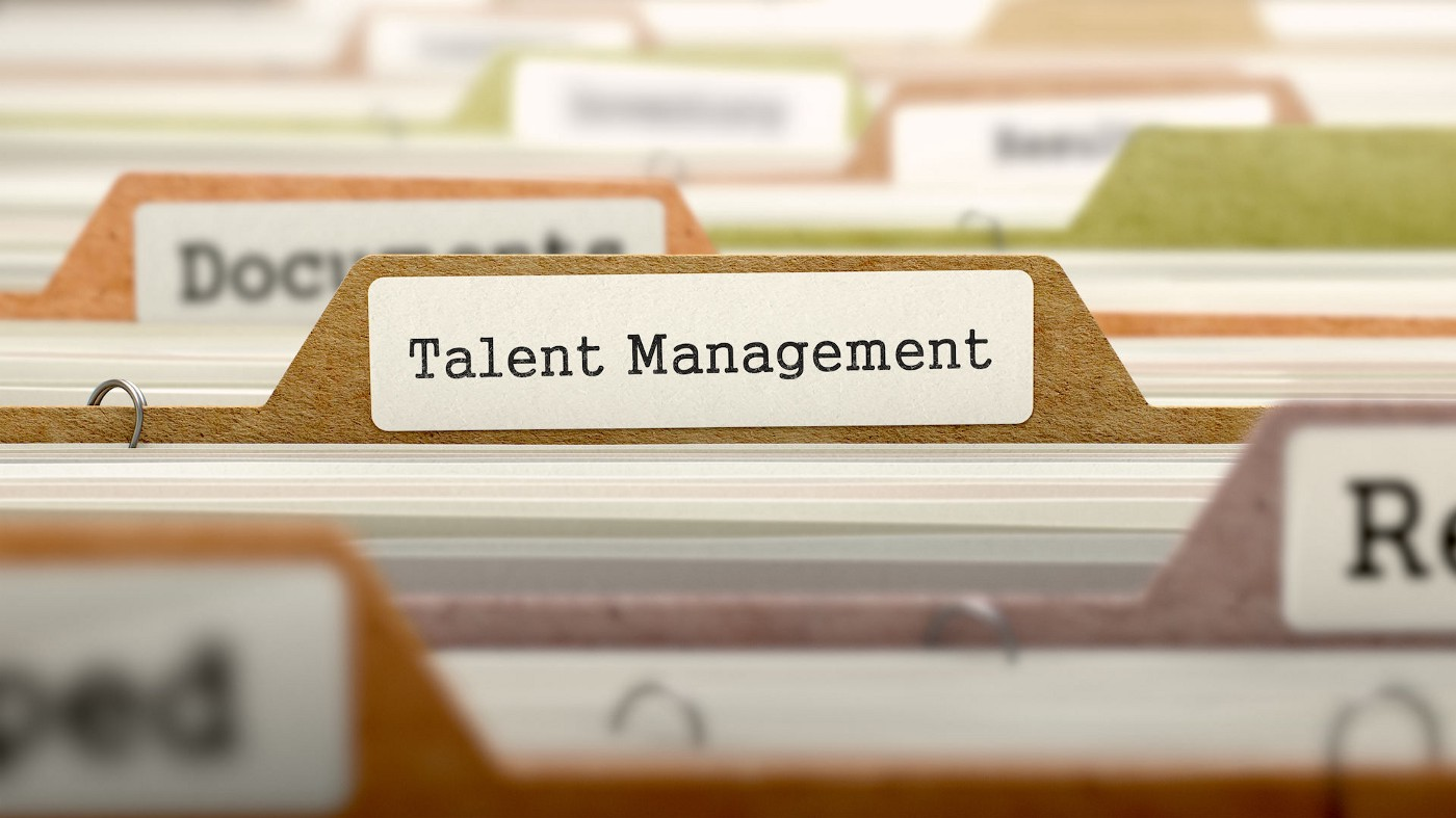 The Importance of Talent Management—abstract illustration