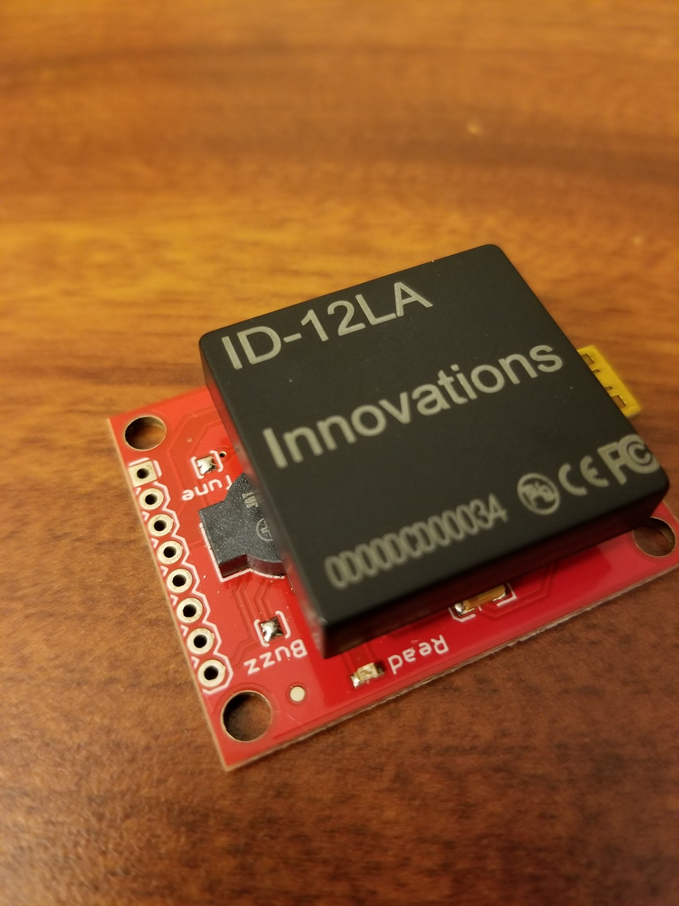 Collecting RFID Data with Arduino - Lily Dunk - Medium