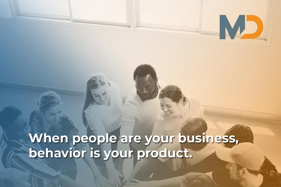 People are the lifeblood of your organization, second in importance to your customers or clients who provide nourishment.