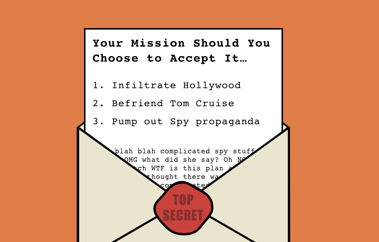 c955ca2903b Mission Impossible: How The C.I.A. Shaped Hollywood Spies