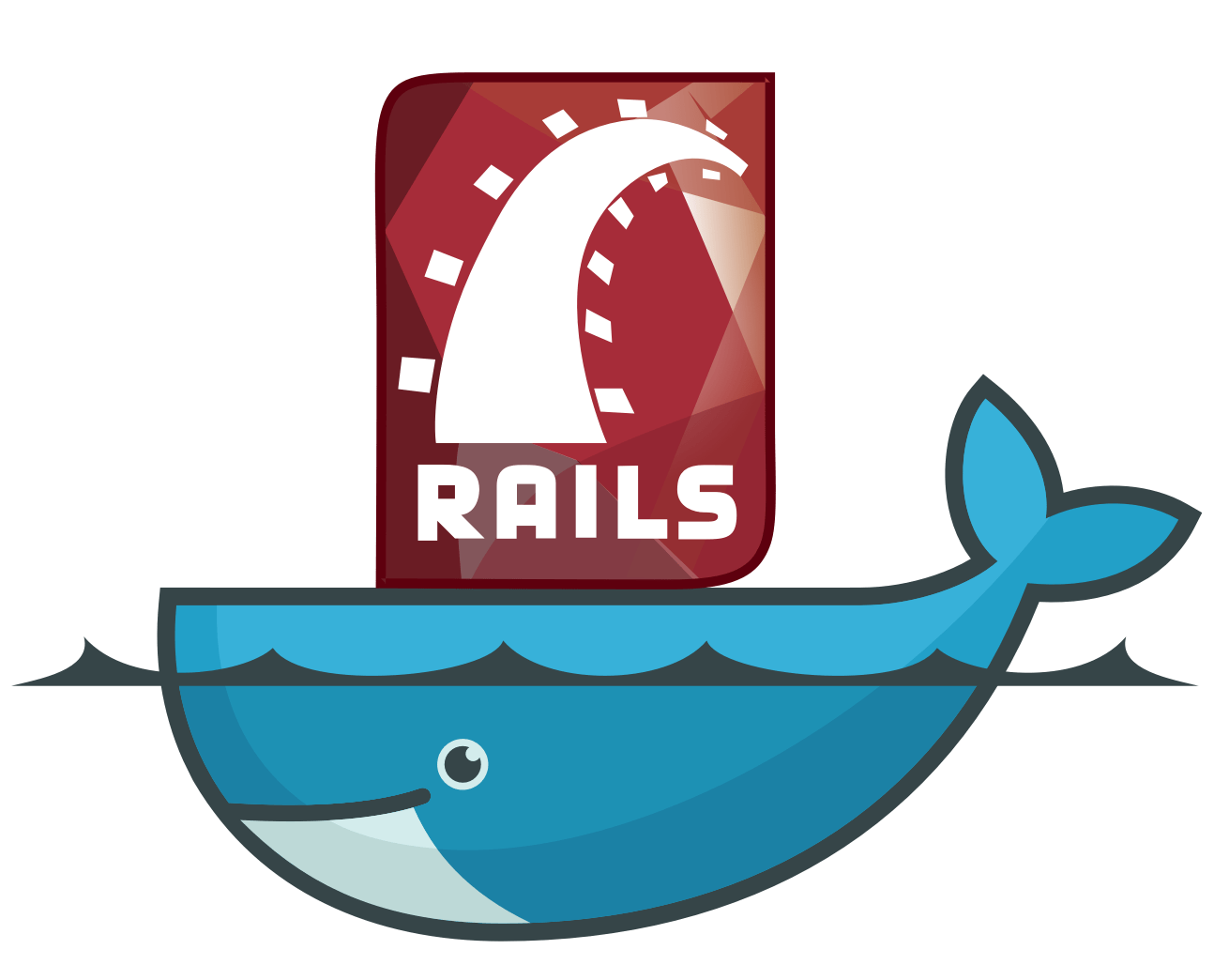 Dockerize Existing Ruby on Rails API with docker-compose yml