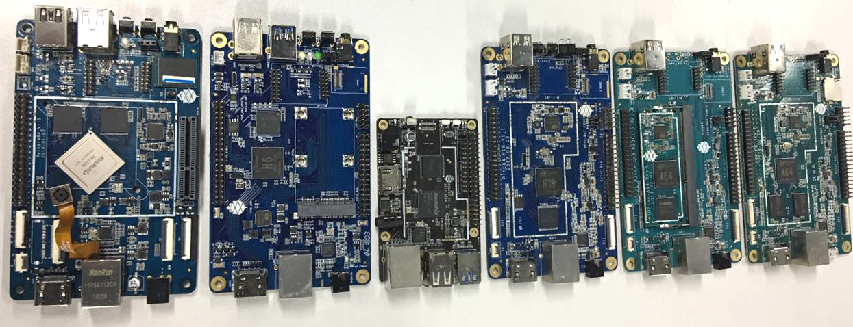 Two New Boards From PINE64 - Hackster Blog