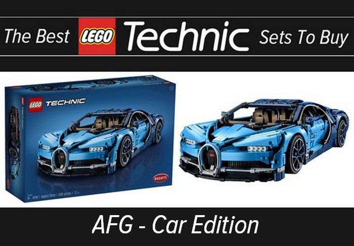 Best LEGO Technic Sets to buy—AFG—Car Edition