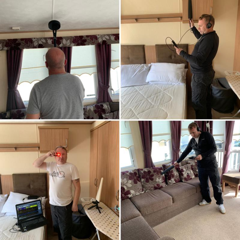 Holiday Rental Opted For Electronic Bug Sweep Service