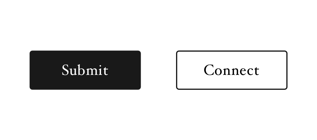 Submit label vs Connect label