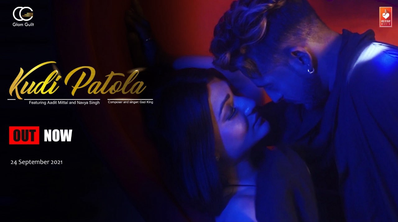 """Navya Singh can be seen in the sizzling romantic, crime, mysterious music album """"Kudi Patola"""""""