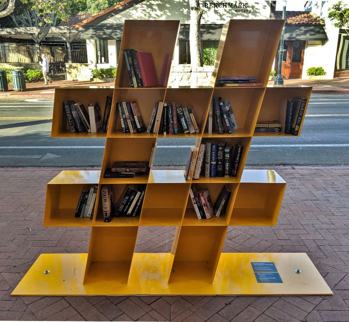 Public library free books project