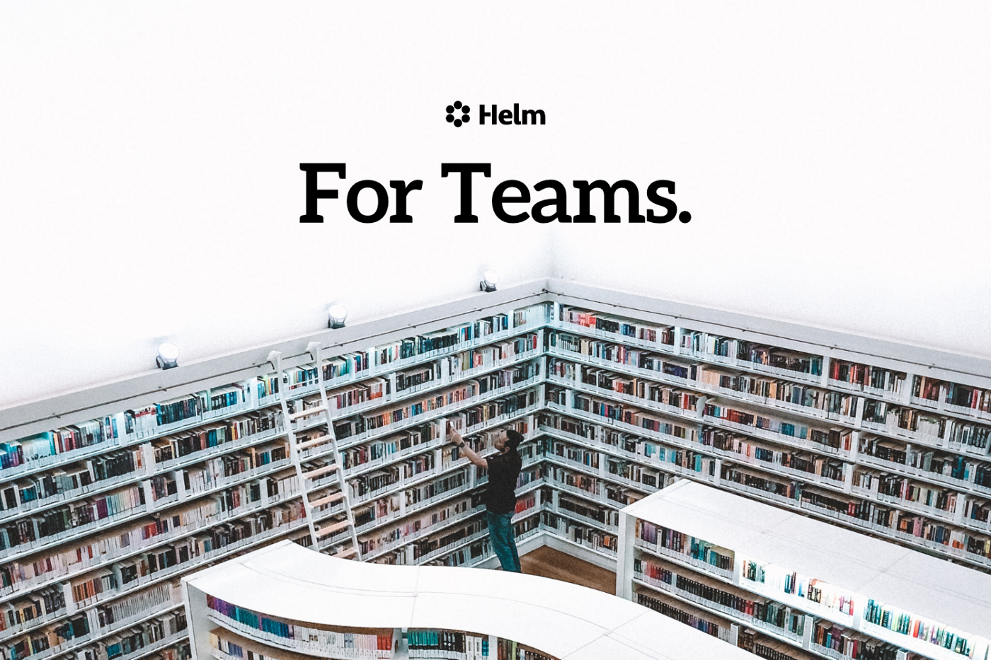 Introducing Helm Library