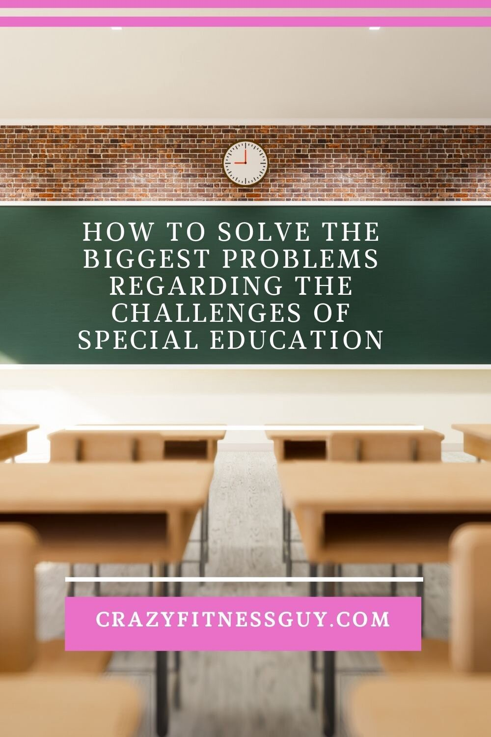 the challenges of special education