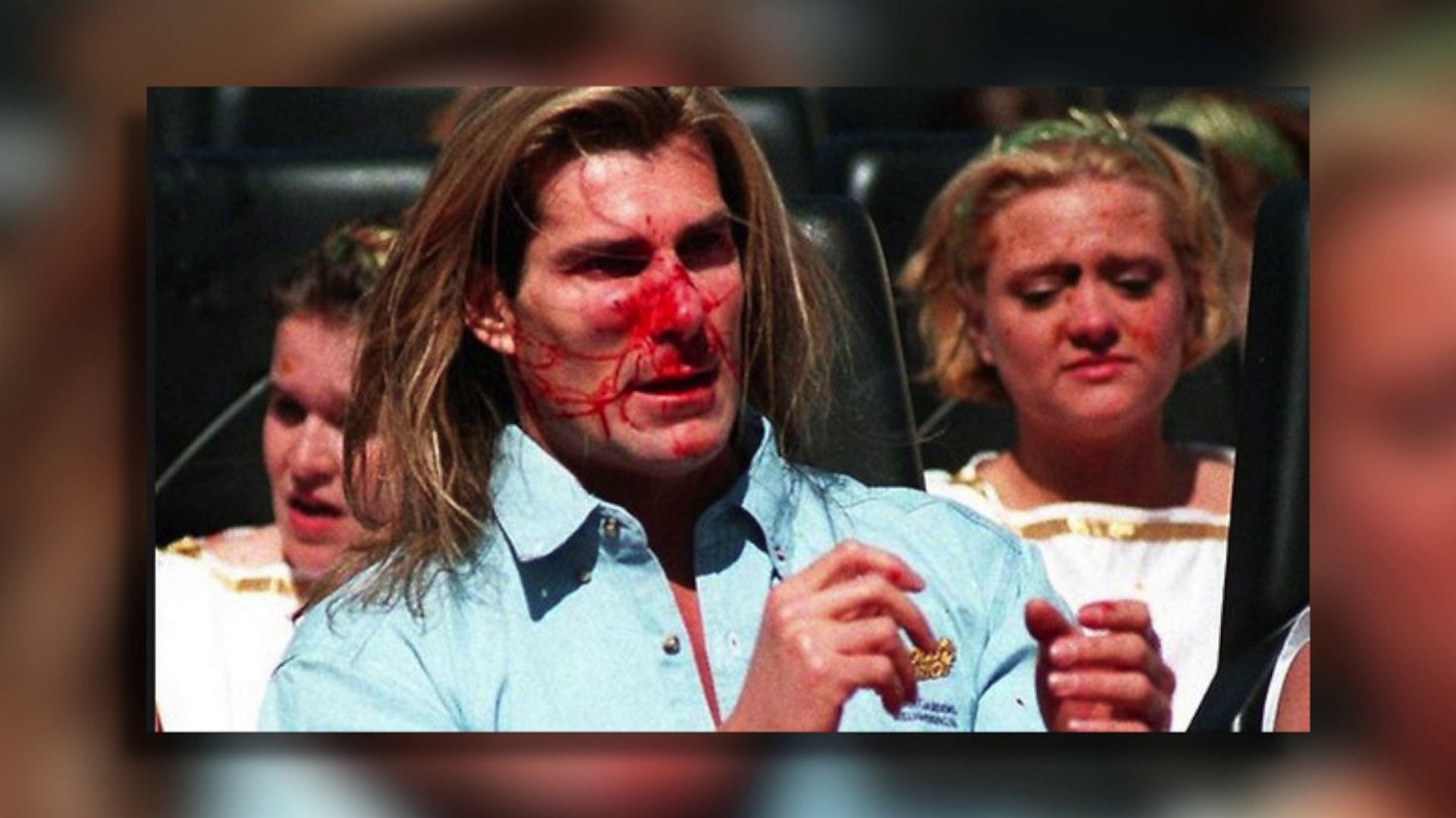 It Has Been Twenty Years Since Fabio Killed A Goose With His Face On A  Roller Coaster | by Mike Toole | Medium