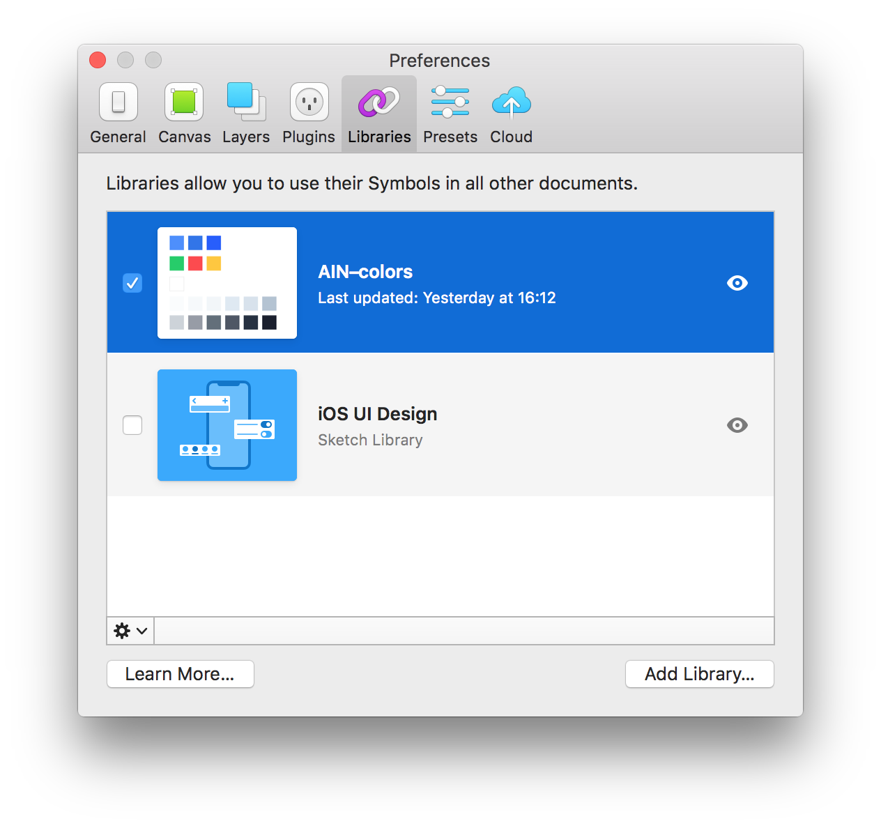 Using Sketch Libraries to build a better UI design system — Part 1