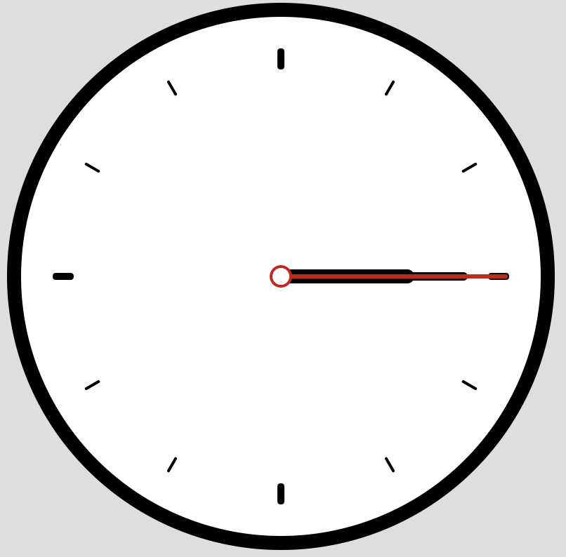 Create a pure CSS clock with SVG  - The Andela Way - Medium